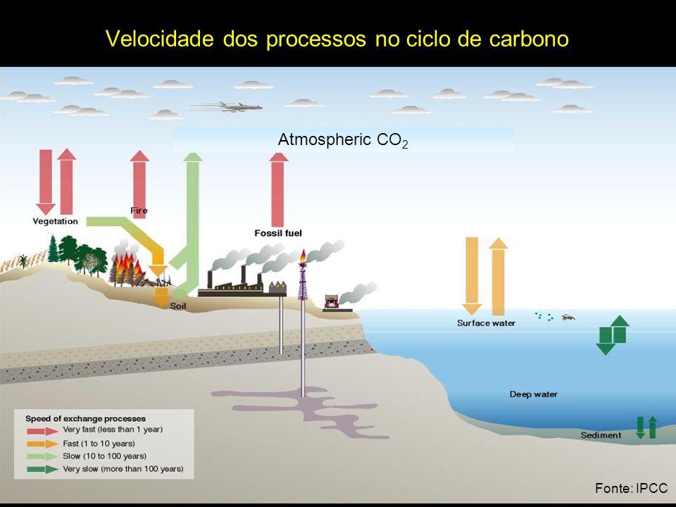 O que é fluxo de CO 2 do solo.