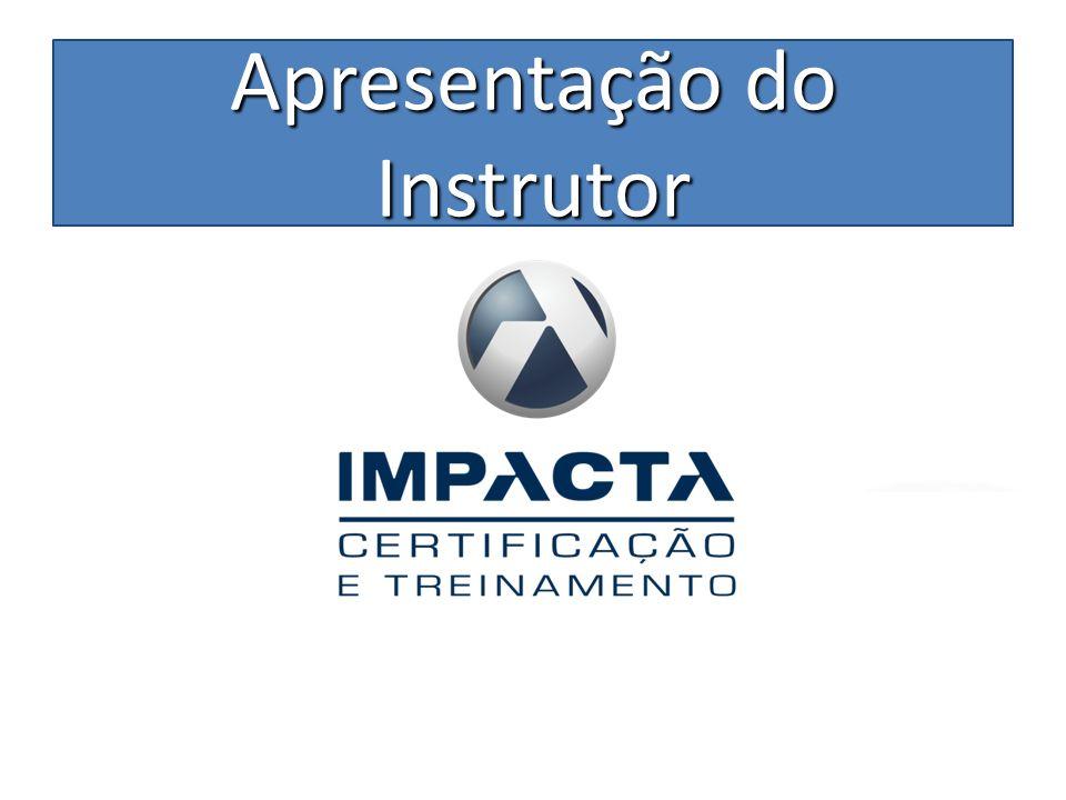 Grupo Educacional Impacta O Maior* e Melhor** centro de treinamento do Brasil (*Computerworld – IDG ** Editora Segmento) Mais de 25 mil empresas e 350 mil alunos já se capacitaram nas duas divisões do Grupo Impacta.