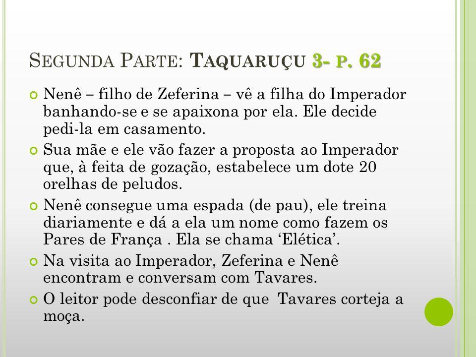 4- P.65 S EGUNDA P ARTE : T AQUARUÇU 4- P.