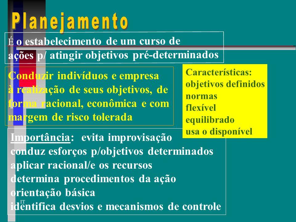 IT GRUPO SUBORDINADO X E 4 TRABALHAM COM ELEVADO GRAU DE AUTONOMIA metas e qualidade independem do controle da gerência GRUPO DETERMINA DECISÕES NA RO