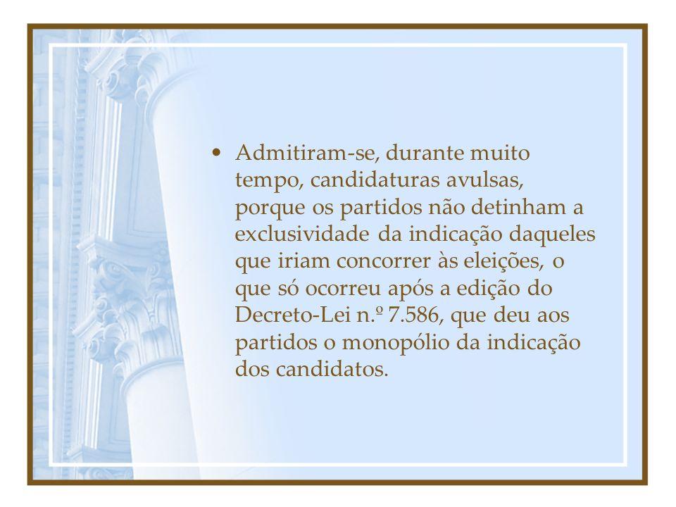 Os partidos políticos - origem Os partidos políticos no Brasil têm suas origens nas disputas entre duas famílias paulistas, a dos Pires e a dos Camargos.