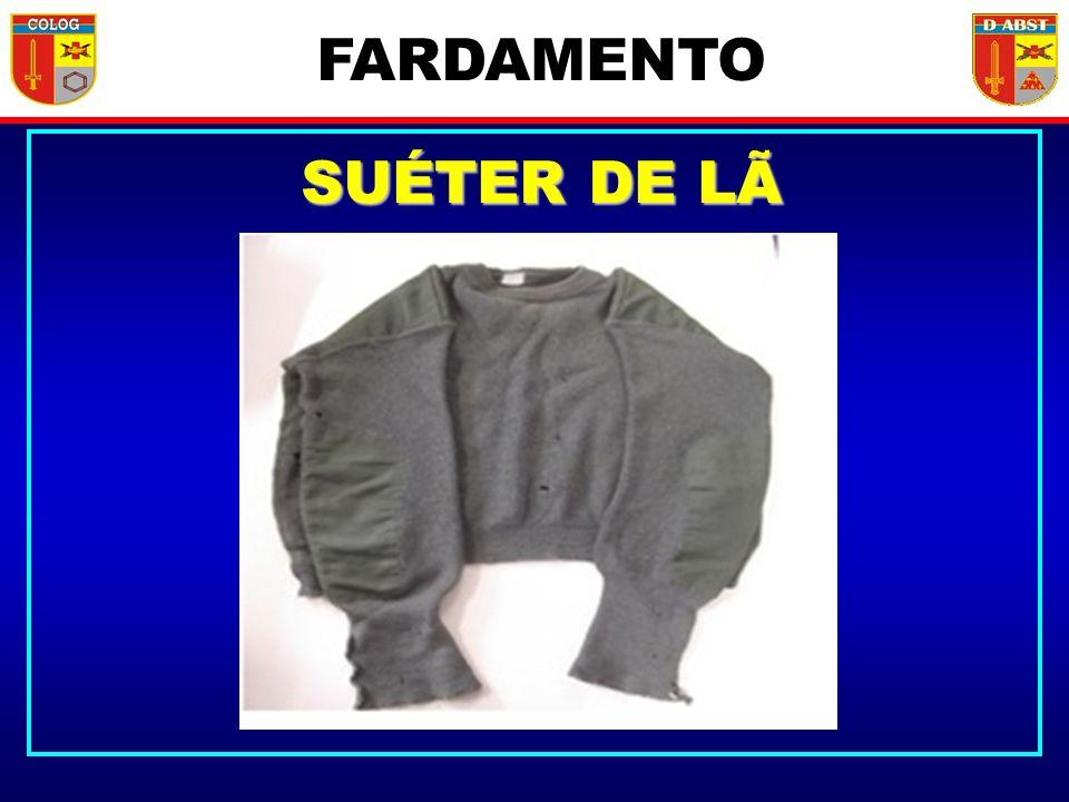 SUÉTER DE LÃ FARDAMENTO