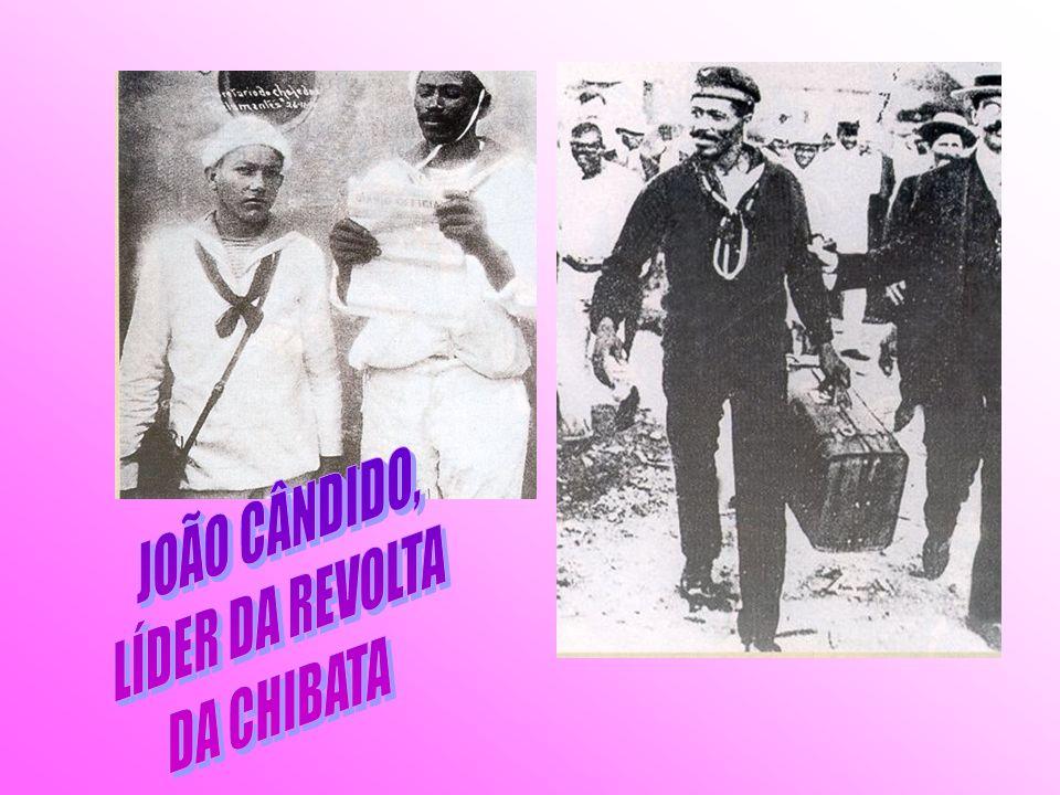 REVOLTAS URBANAS A REVOLTA DA VACINA (RIO DE JANEIRO / 1904 ) REVOLTA DA CHIBATA (1910)