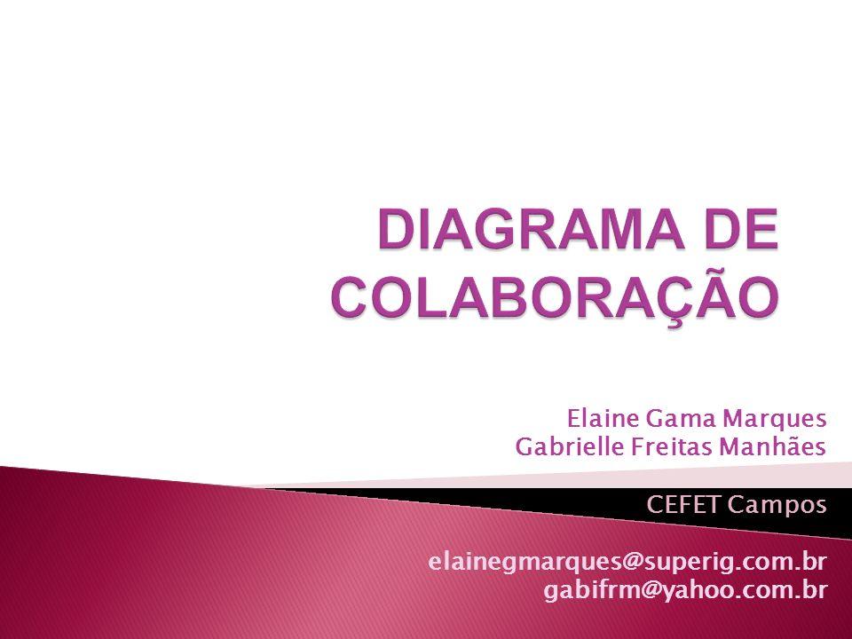 Elaine Gama Marques Gabrielle Freitas Manhães CEFET Campos elainegmarques@superig.com.br gabifrm@yahoo.com.br