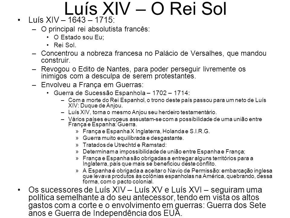 A EXPANSÃO TERRITORIAL - Séculos XVII e XVIII.