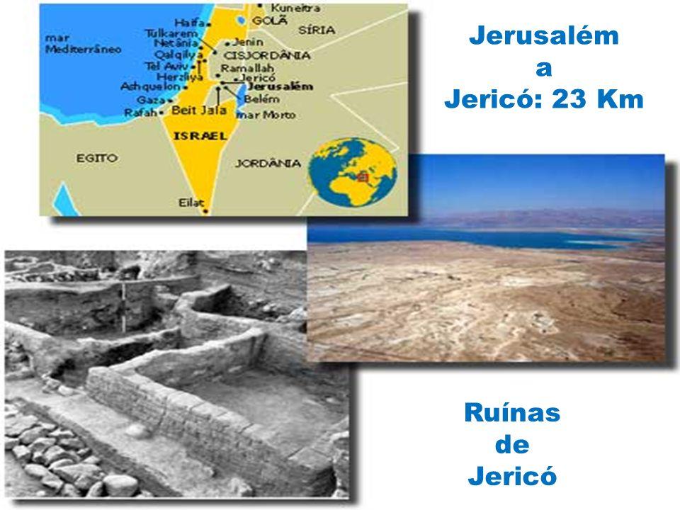 JERUSALÉM Habitada desde o terceiro milênio a.C. Dominada pelos romanos no ano 63 a.
