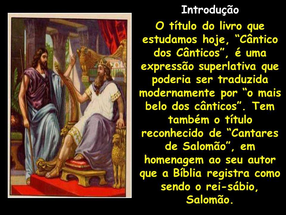 Alguns destaques do Capítulo 5 [8] Conjuro-vos, ó filhas de Jerusalém, se encontrardes o meu amado, que lhe digais que estou enferma de amor.
