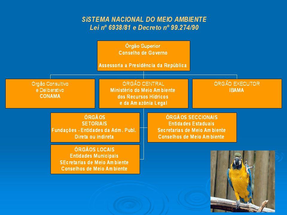 O Brasil, desde setembro de 1994, instituiu o Grupo de Apoio à Normatização Ambiental (GAMA), vinculado à Associação Brasileira de Normas Técnicas (AB
