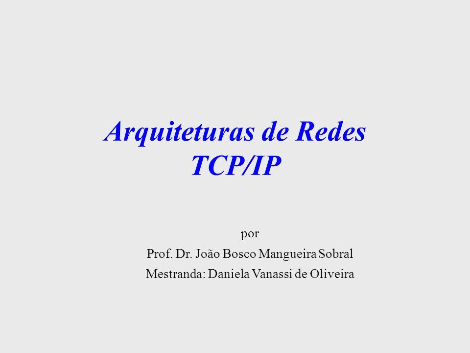 Programa Conceitos Básicos Internet Arquitetura TCP/IP Protocolo IP Protocolo TCP Ferramentas Internet ( DNS, FTP, Telnet, SNMP, WWW ) Introdução a Intranets Aspectos de Segurança