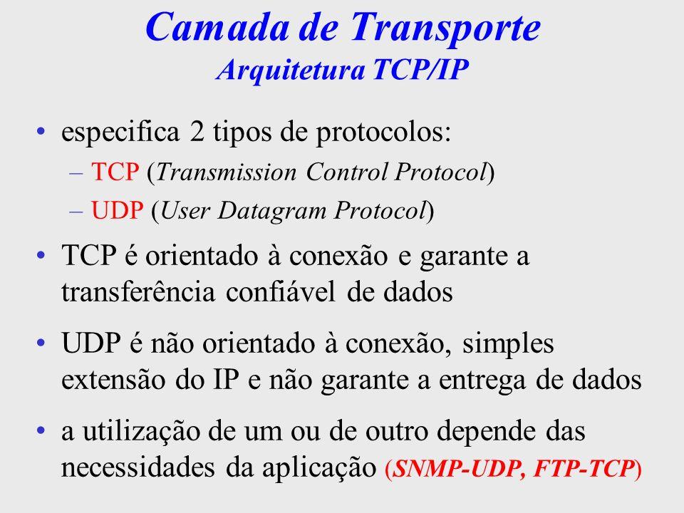 Protocolo TCP foi projetado p/ funcionar c/ base em um serviço de rede s/ conexão e s/ confirmação interage de um lado c/ processos de aplicação e de outro c/ o protocolo da camada de rede a interface c/ os processos de aplicação consiste em um conj de chamadas a interface c/ a camada inferior (rede) é através de um mecanismo assíncrono TCP IP APLICAÇÕES