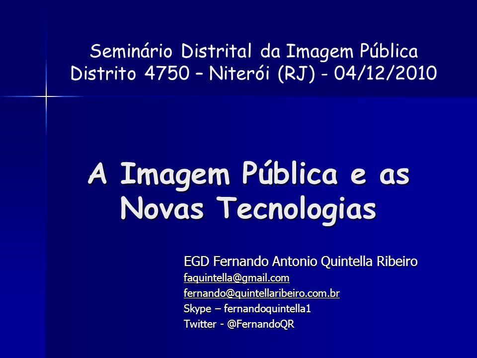 EGD Fernando Antonio Quintella Ribeiro faquintella@gmail.com fernando@quintellaribeiro.com.br Skype – fernandoquintella1 Twitter - @FernandoQR Seminár