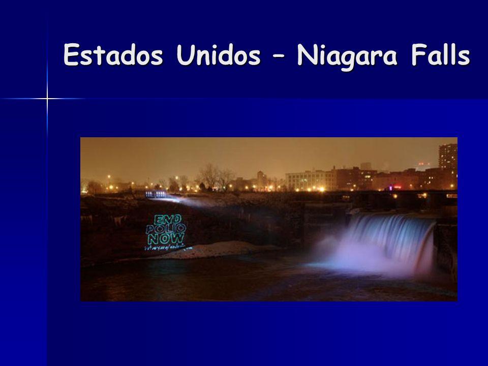 Estados Unidos – Niagara Falls