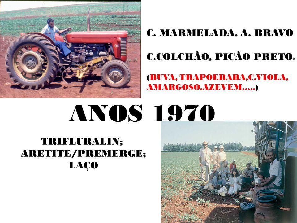 ANOS 1970 C.MARMELADA, A.