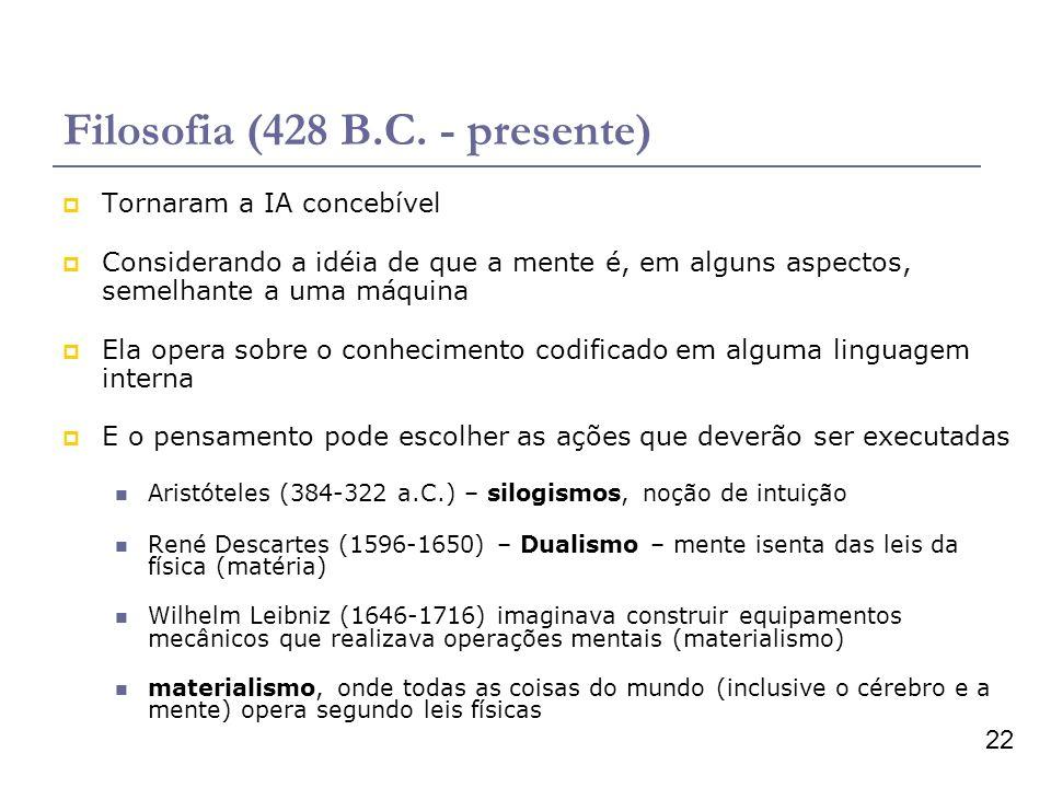 22 Filosofia (428 B.C.