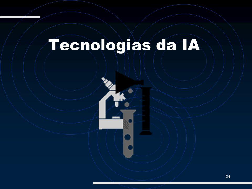24 Tecnologias da IA