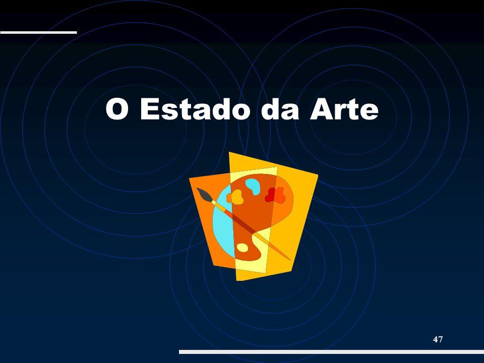47 O Estado da Arte