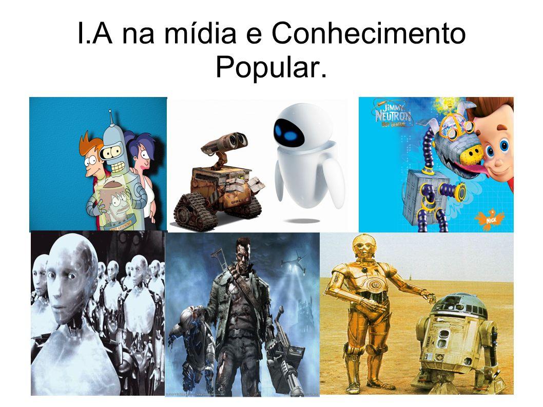 I.A na mídia e Conhecimento Popular.