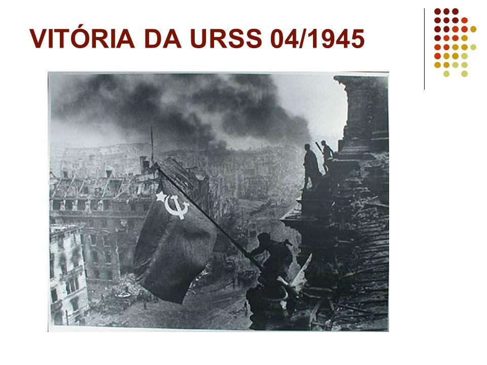 VITÓRIA DA URSS 04/1945