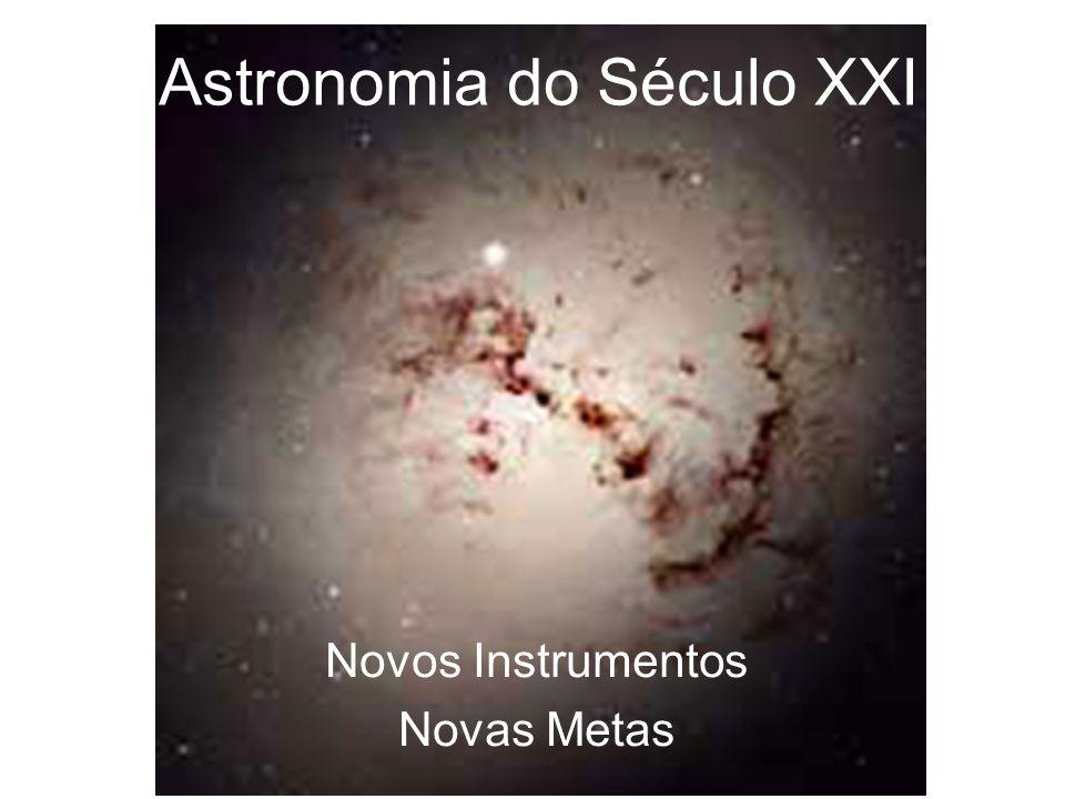 A era dos grandes telescópios Gemini Sul