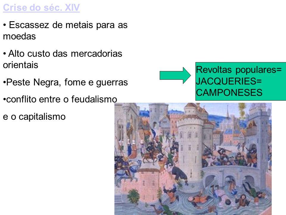 COMÉRCIO:-> FEIRAS GRANDES COMERCIANTES ORGANIZADOS = HANSAS PEQUENOS COMERCIANTES = CORPORAÇÕES DE OFÍCIO CIDADE: CARTAS DE FRANQUIA = LIVRE DO SENHOR FEUDAL CIRCULAÇÃO MONETÁRIA; BANCOS; SEGURO SURGIMENTO DE NOVA CLASSE SOCIAL = BURGUESIA INÍCIO DO PRÉ-CAPITALISMO IGREJA CONDENA A USURA = LUCRO EXCESSIVO