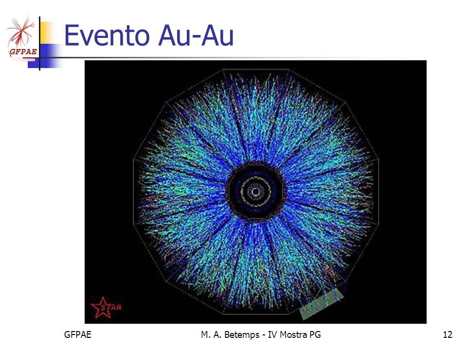GFPAEM. A. Betemps - IV Mostra PG12 Evento Au-Au