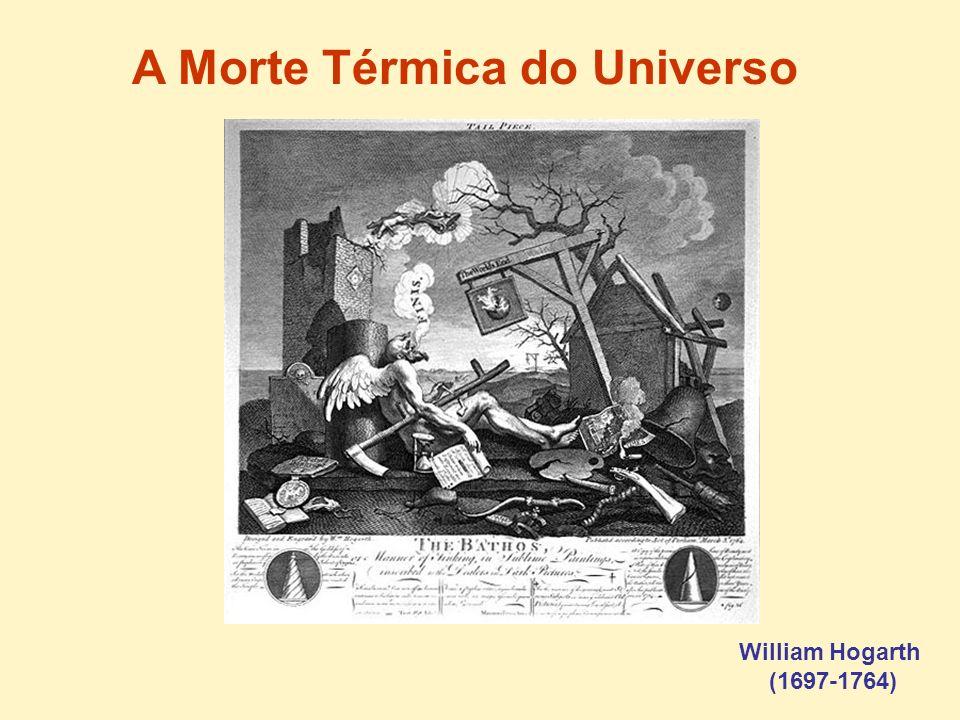 A Morte Térmica do Universo William Hogarth (1697-1764)