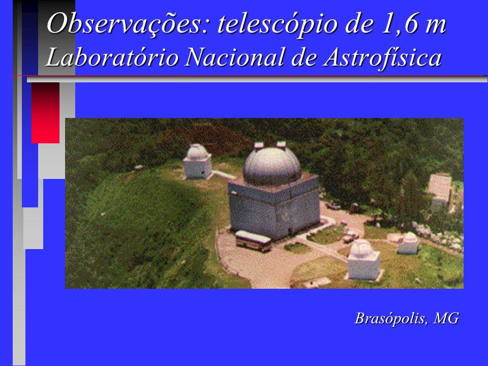 Estrelas Anãs Brancas Pulsantes n Anãs Brancas ~ 5000 n Pulsantes ~ 60 n DAV - T eff = 12 500K ~ 32+10 17 anos luz de distância (40 quatrilhões de km)