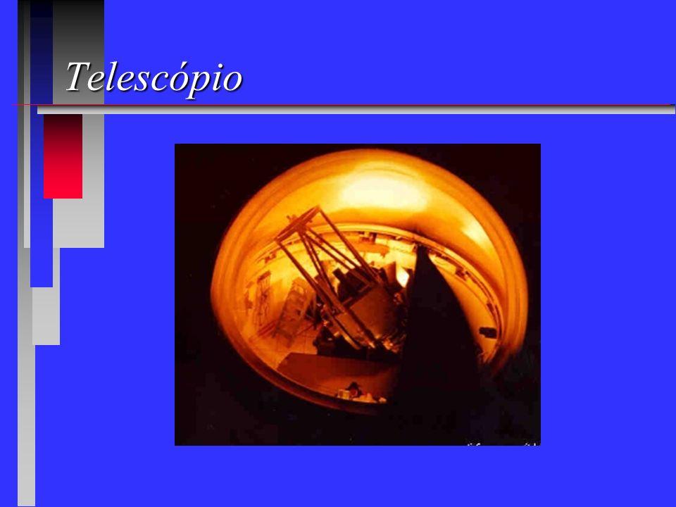 Observações: telescópio de 1,6 m Laboratório Nacional de Astrofísica Brasópolis, MG