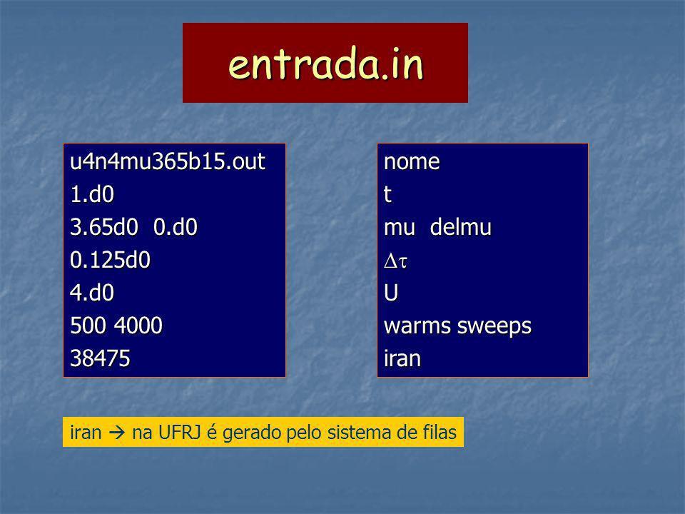 entrada.in u4n4mu365b15.out1.d0 3.65d0 0.d0 0.125d04.d0 500 4000 38475nomet mu delmu U warms sweeps iran iran na UFRJ é gerado pelo sistema de filas