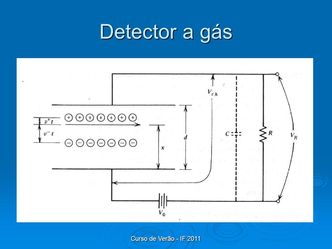 Curso de Verão - IF 2011 Detector a gás