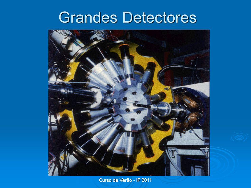 Curso de Verão - IF 2011 Grandes Detectores