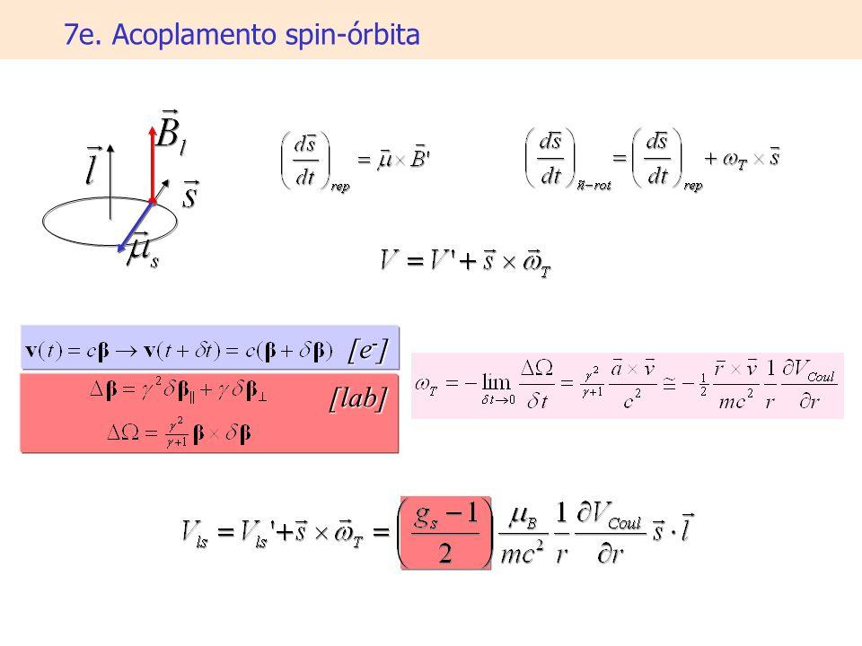 [lab] [e - ] 7e. Acoplamento spin-órbita