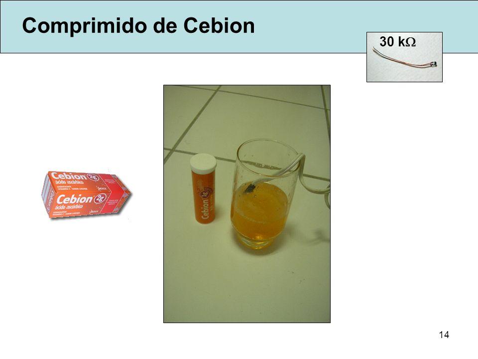 14 Comprimido de Cebion 30 k