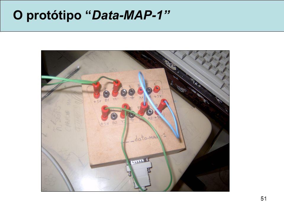 51 O protótipo Data-MAP-1