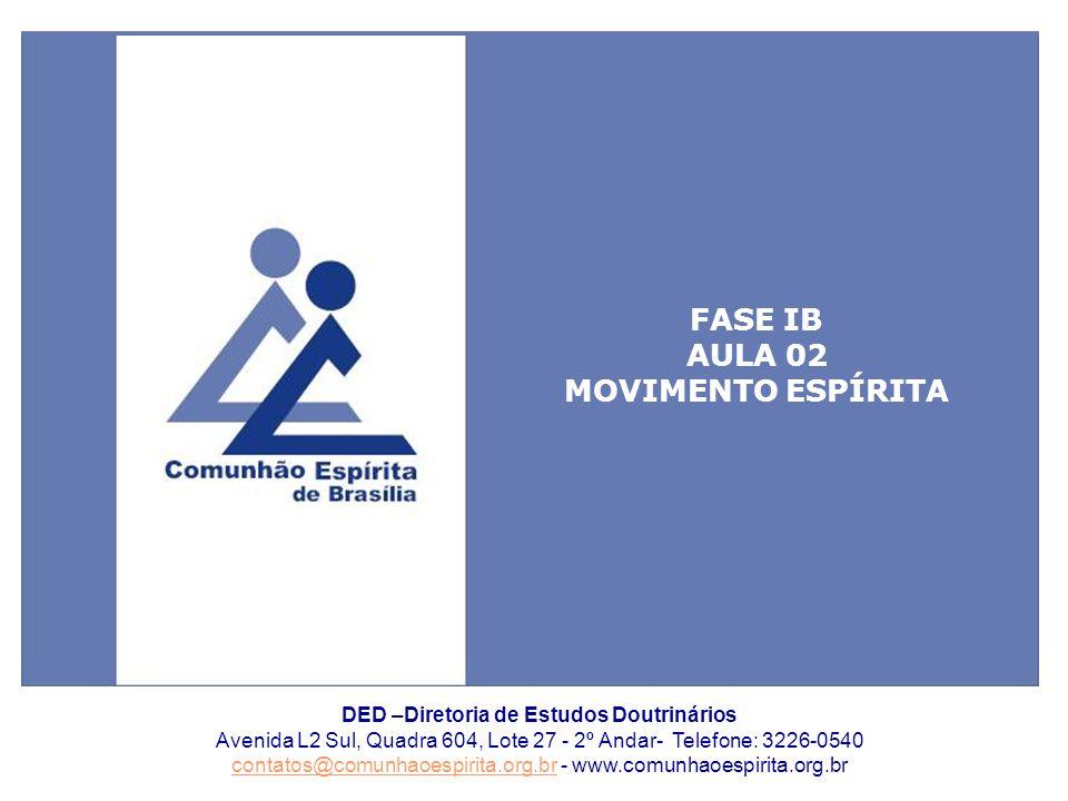 12 1908 - É fundada a União Espírita Mineira 1910 - Nasce FRANCISCO CÂNDIDO XAVIER 1931 - Chico Xavier psicografa PARNASO DE ALÉM-TÚMULO.