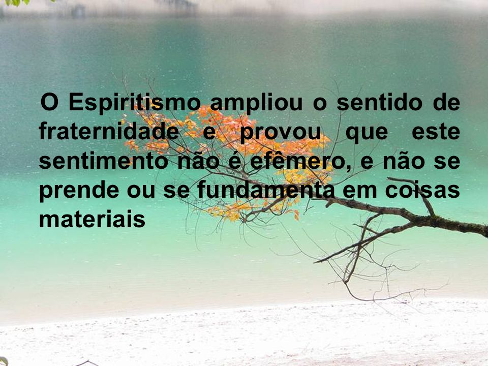 Disse ainda Bezerra: A diversidade é uma realidade irremovível da Seara e seria sinal de utopia e inexperiência tratá-la como joio .