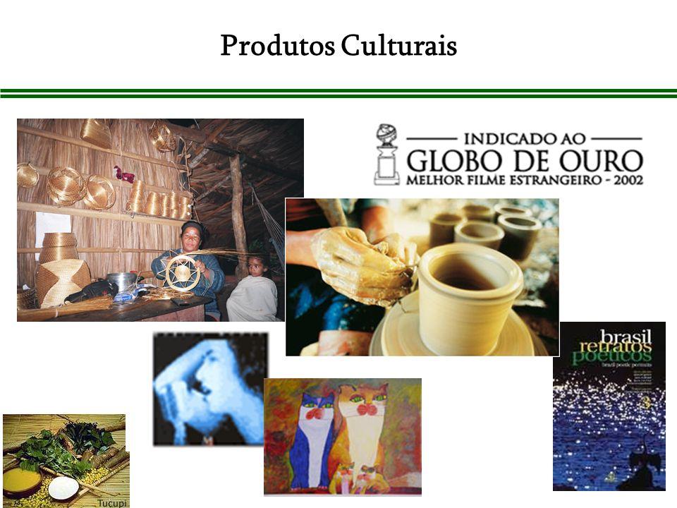 Produtos Culturais