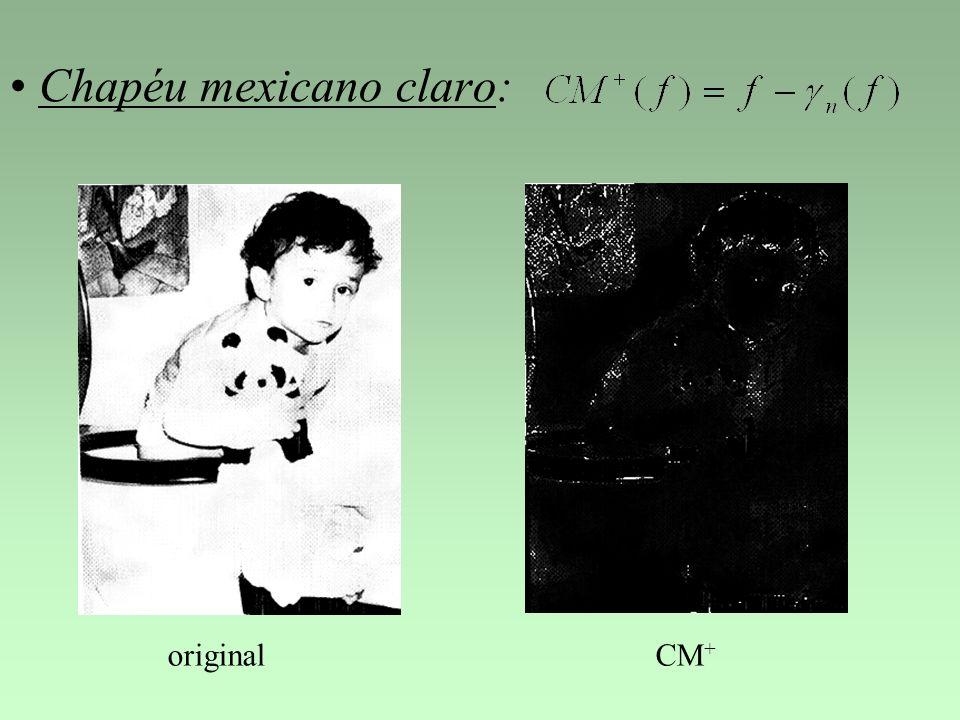 Chapéu mexicano claro: originalCM +