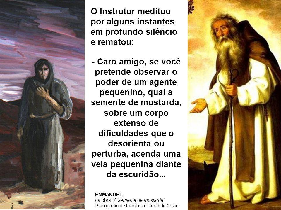 Os discípulos vieram então ter com Jesus em particular e lhe perguntaram: Por que não pudemos nós outros expulsar esse demônio.