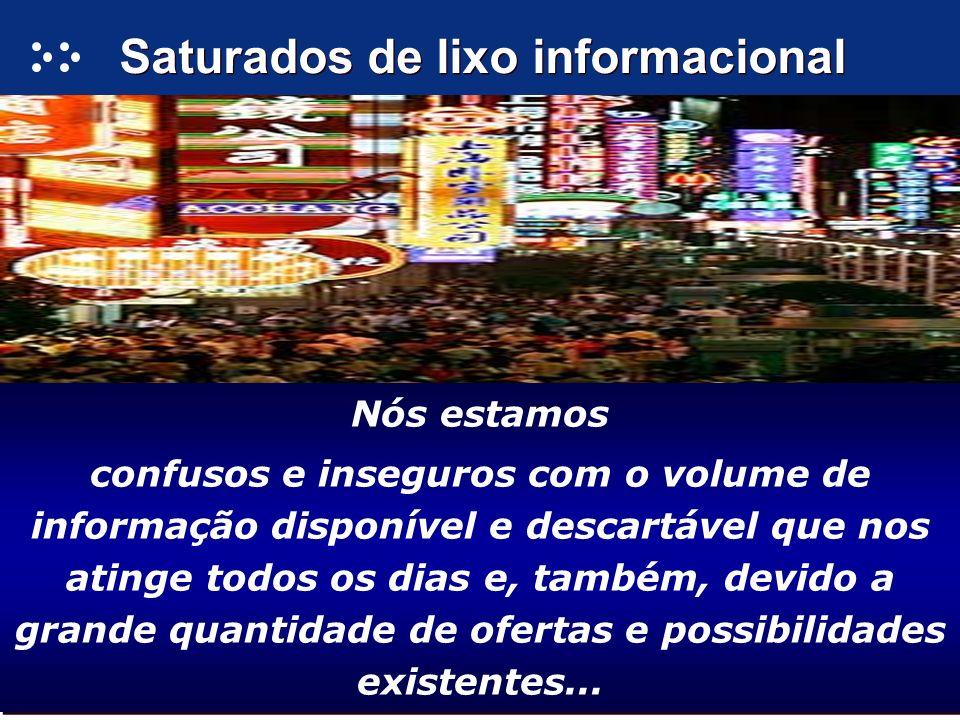 16 CLAUDIO STAREC WORKSHOP INTELIGÊNCIA COMPETITIVA FATEC SENAC RIO 2007 Cenário das organizações atuais Descentralização do poder Overdose de informa