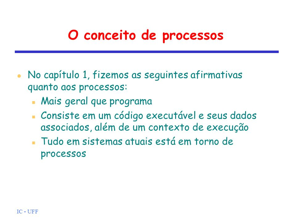 IC - UFF Tabelas.