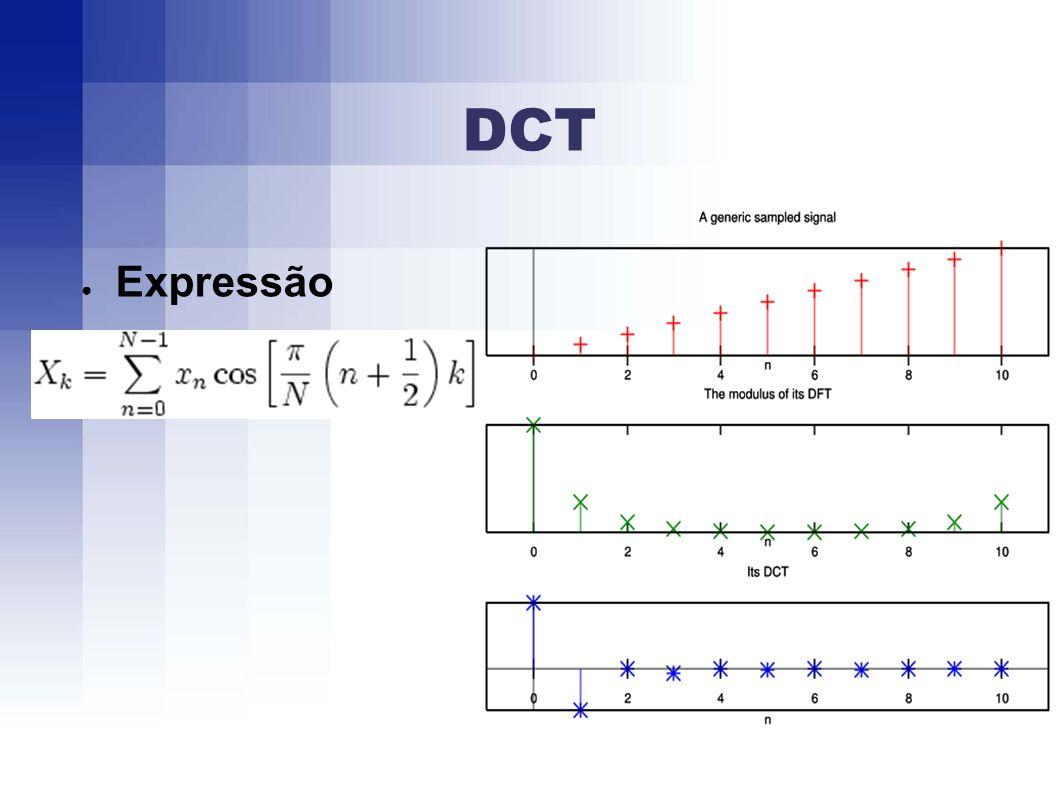 DCT Expressão
