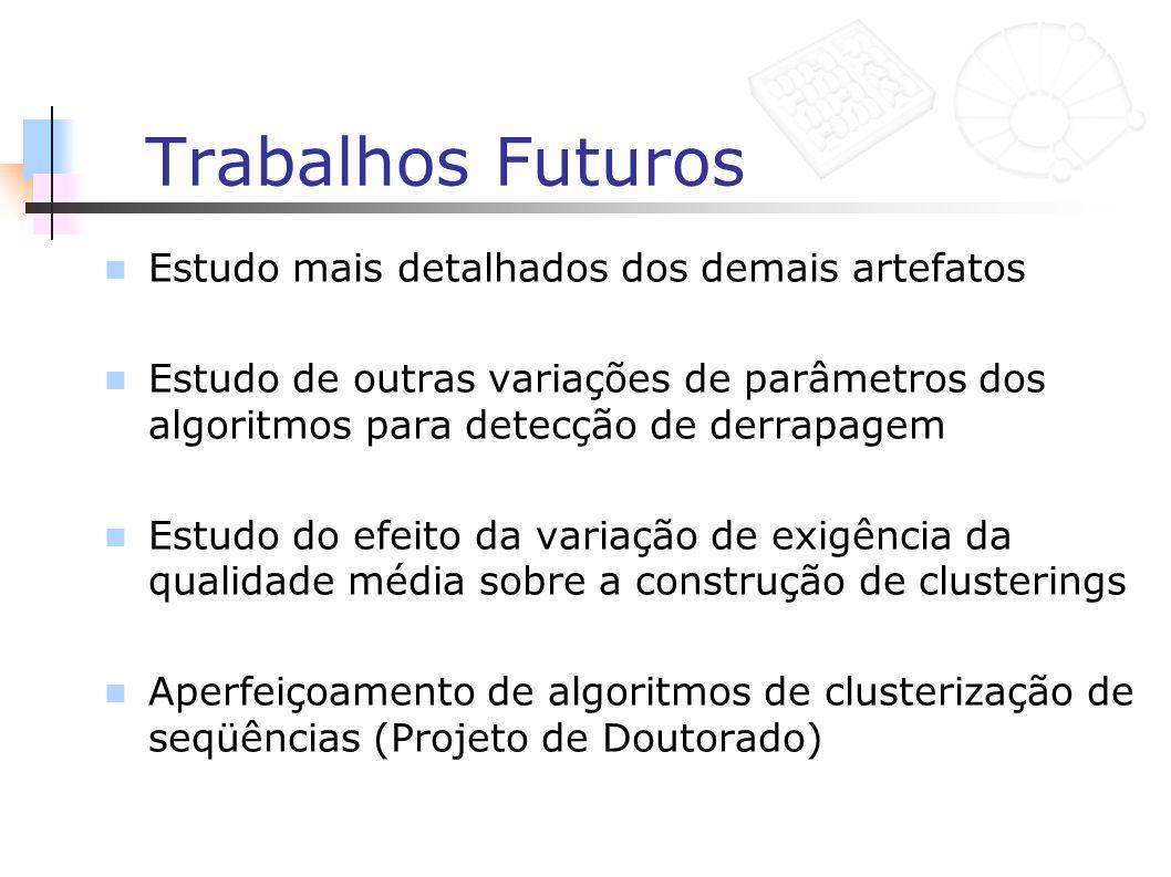 Trabalhos Publicados Nova estratégia C.Baudet and Z.