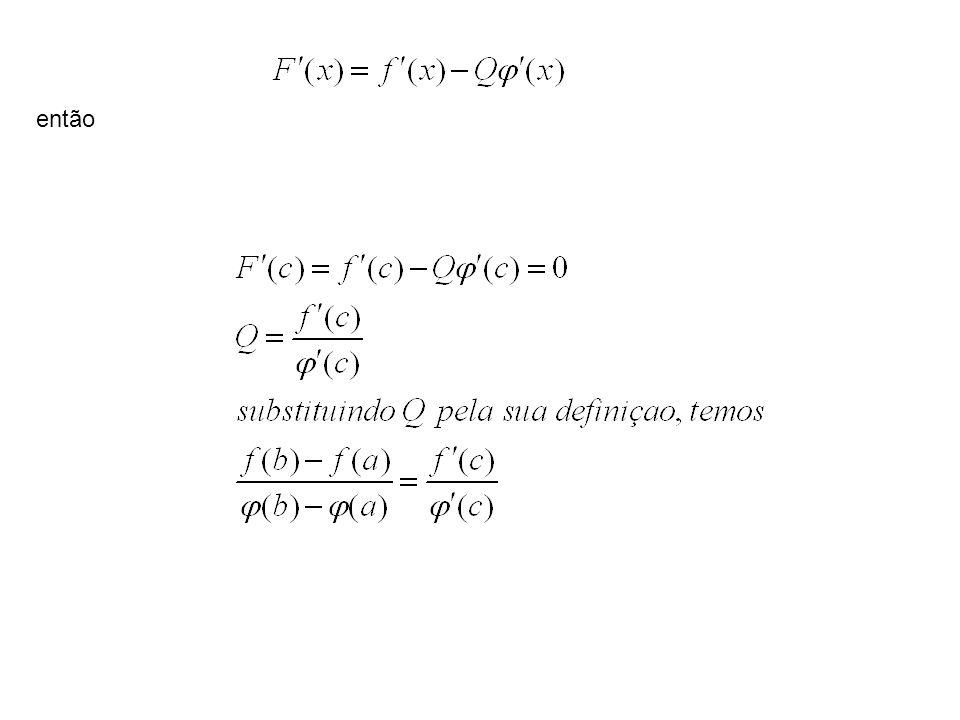 Teorema de LHospital.