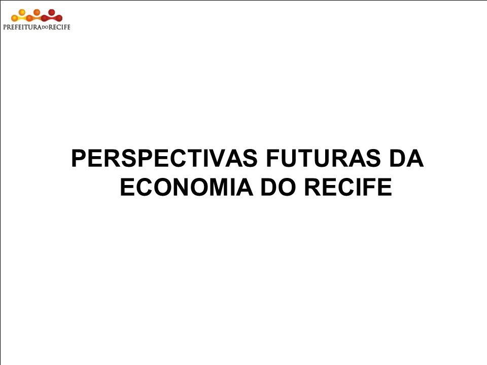 Estudo Prospectivo Inovações Tecnológicas e Cadeias Produtivas Selecionadas PERSPECTIVAS FUTURAS DA ECONOMIA DO RECIFE