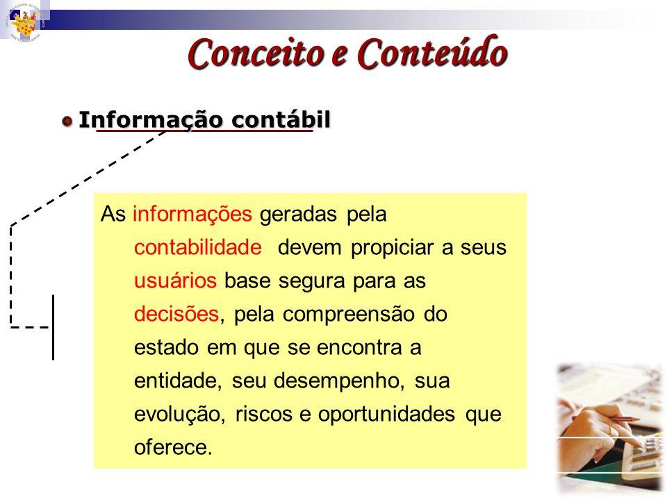 Unidade IV: Características da informação contábil Disciplina: Elementos de Contabilidade Para Arquivologia Professor: Iury da Silva Pessôa Email: iury@ct.ufes.briury@ct.ufes.br