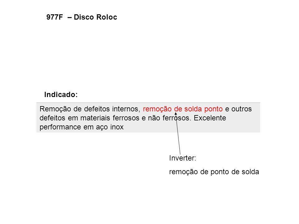 Alterar o ponto (. ) para virgula (,) Disco Bristle Radial