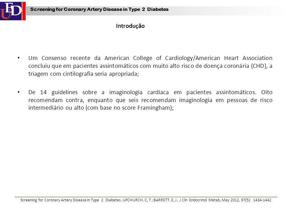 ____________________________________________________________________________________________________________________________ Screening for Coronary Ar