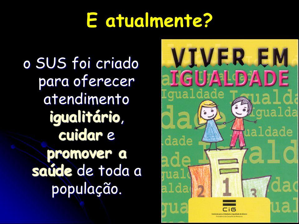 269 Dioceses 9.216 Paróquias 200.000 Comunidades (Aprox) 17 Regionais 05 Regiões Amparado por um conceito ampliado de saúde, foi criado, em 1988 pela Constituição Federal Brasileira, para ser o sistema de saúde dos mais de 180 milhões de brasileiros.