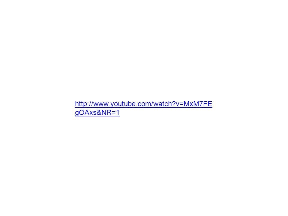 http://www.youtube.com/watch?v=MxM7FE gOAxs&NR=1
